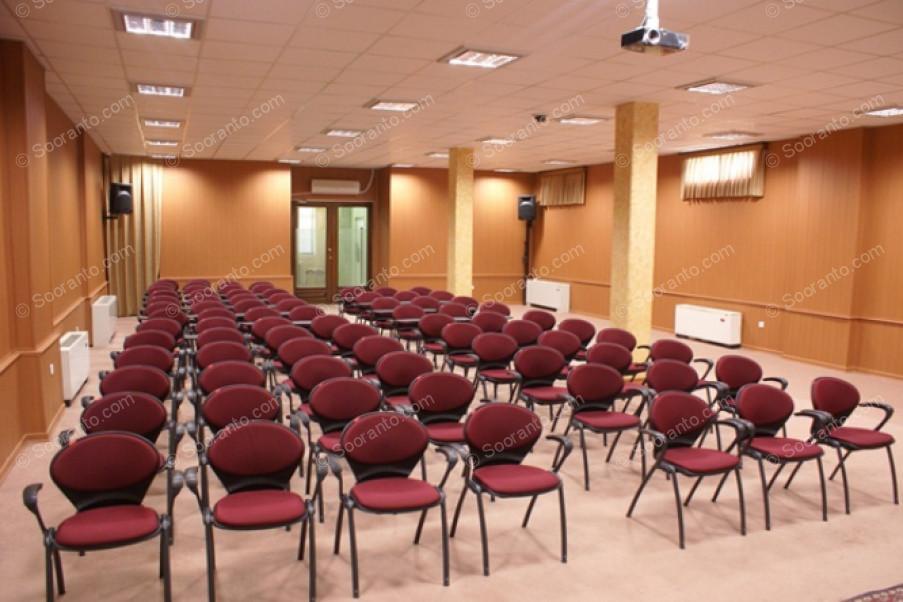 عکس سالن تالار نظامی گنجوی کانون اسلامی انصار مرکز 4453