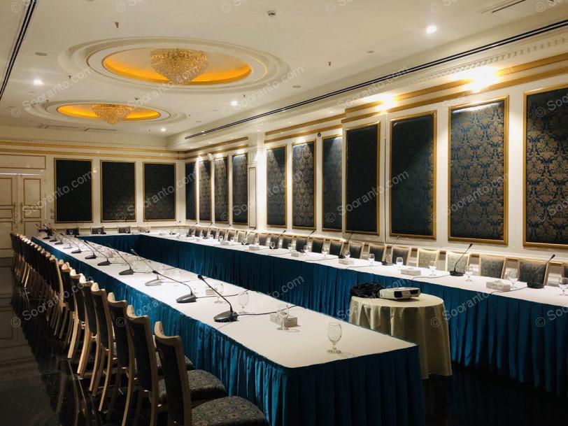 عکس سالن تالار آپادانا هتل اسپیناس خلیج فارس 4709
