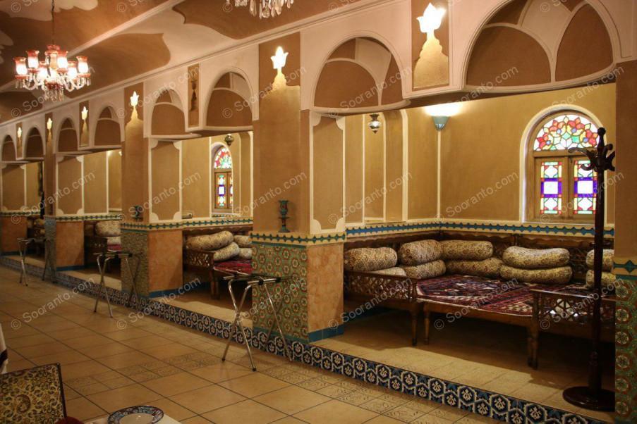 عکس سالن رستوران مانداک هتل اسپیناس خلیج فارس 4724