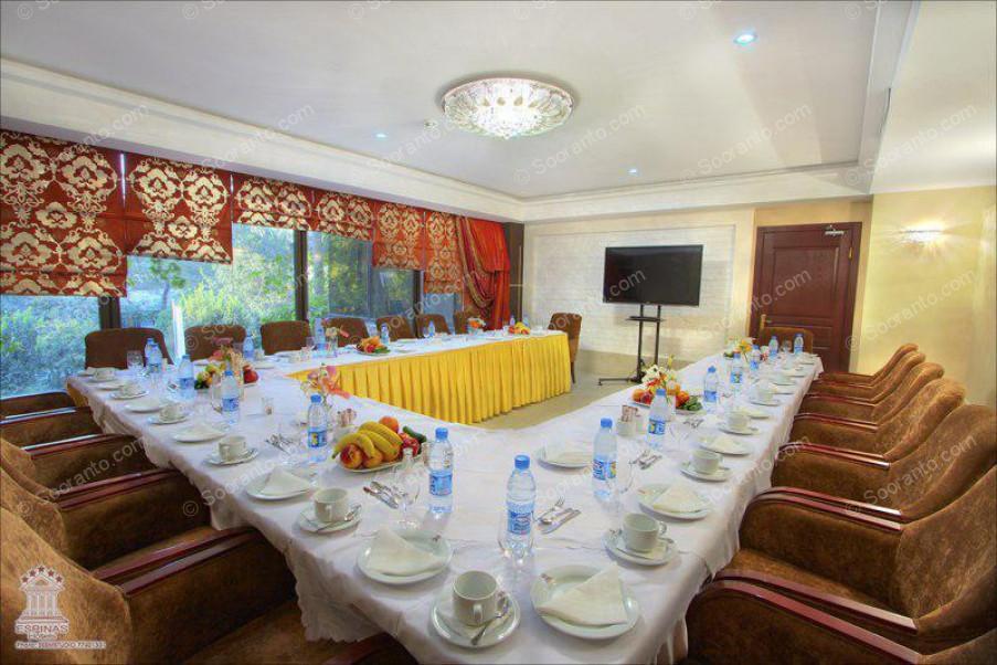 عکس سالن اتاق وی آی پی بلوار هتل اسپیناس خلیج فارس 4730