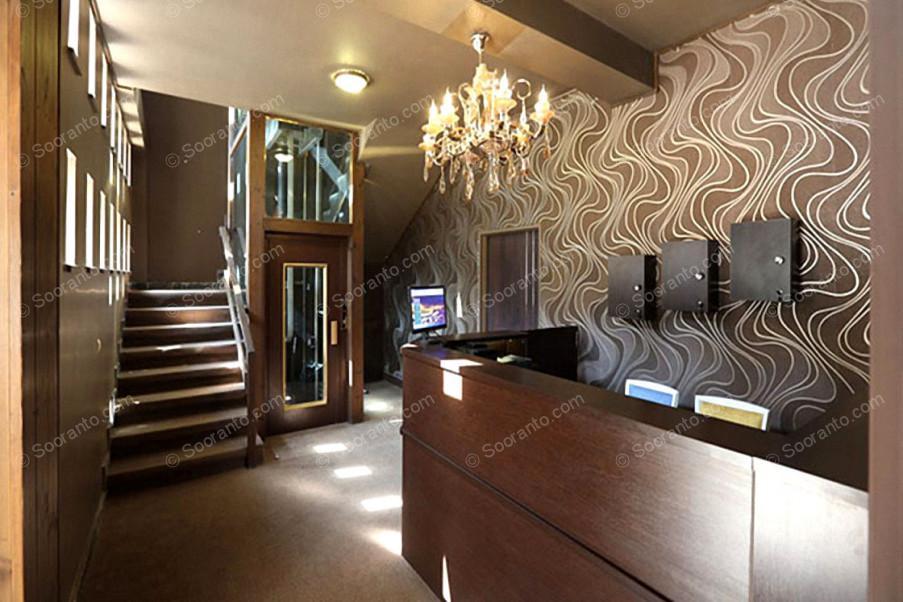 عکس سالن هتل بلوط 3939