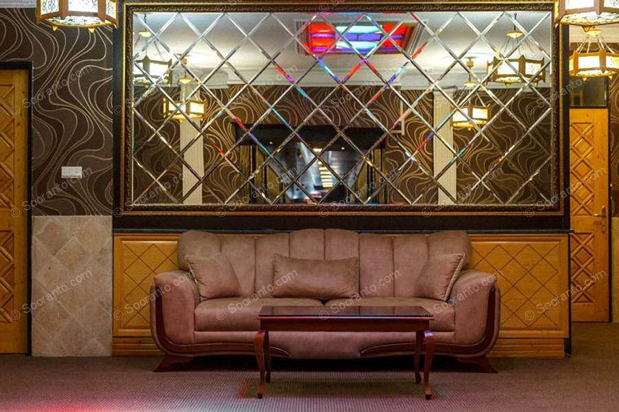 عکس سالن هتل بلوط 3940