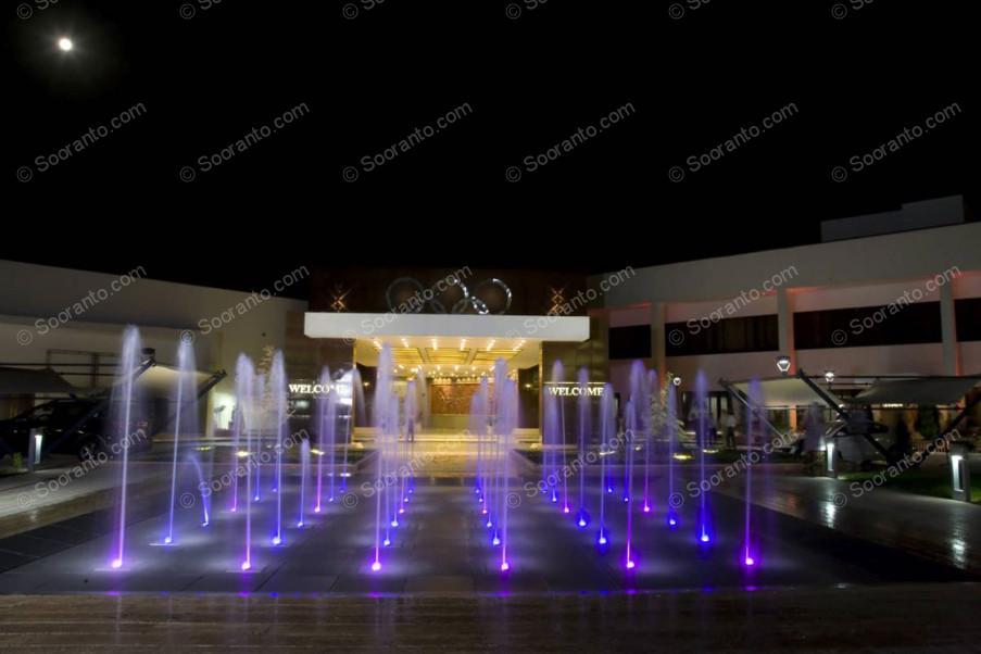 عکس سالن هتل المپیک 2070
