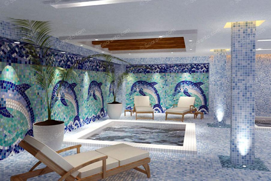عکس سالن هتل پارسیان انقلاب 2785