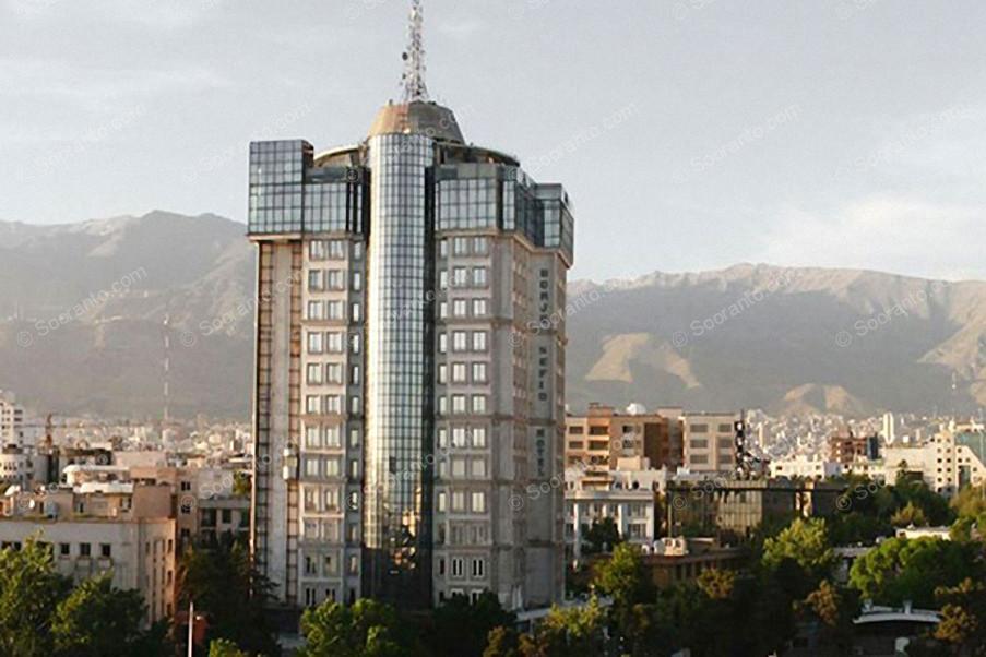 عکس سالن هتل برج سفید 3583