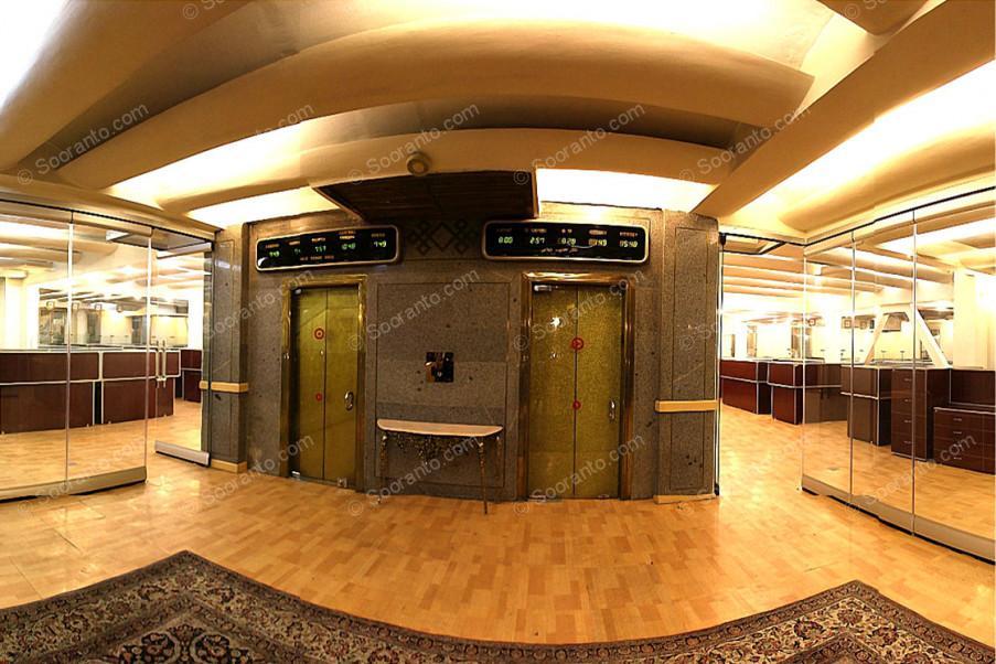 عکس سالن هتل برج سفید 3593