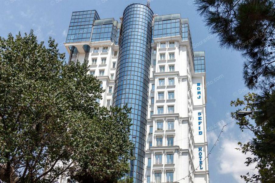 عکس سالن هتل برج سفید 3584