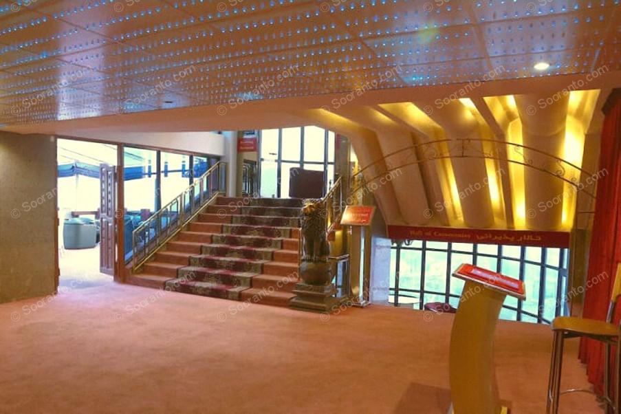 عکس سالن هتل برج سفید 3589