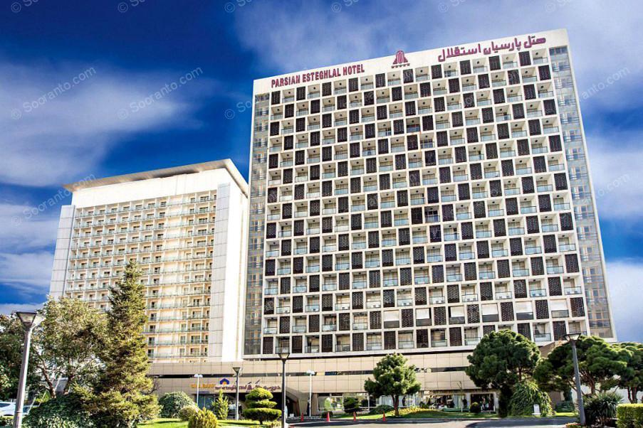 عکس سالن هتل استقلال 2347