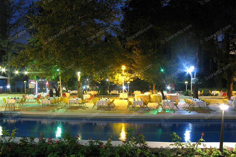 عکس سالن هتل استقلال 2349