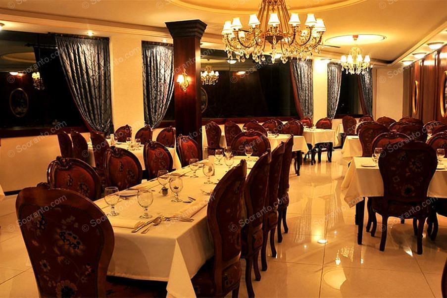 عکس سالن هتل استقلال 2352