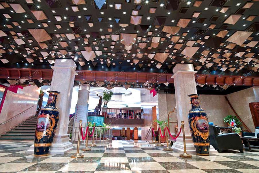 عکس سالن هتل بین المللی بزرگ فردوسی 2677