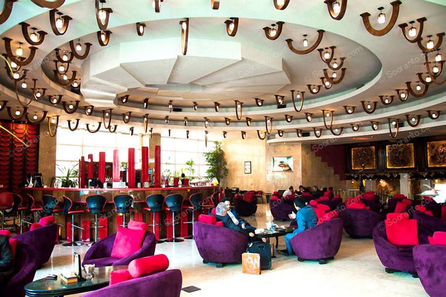 عکس سالن هتل بین المللی بزرگ فردوسی 2680