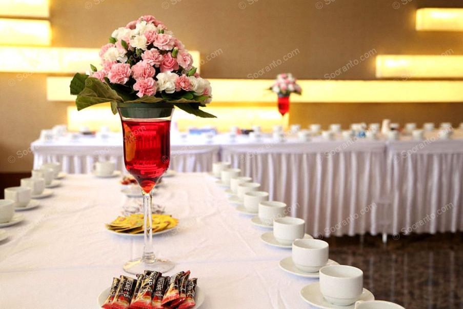 عکس سالن هتل بزرگ ارم 2458