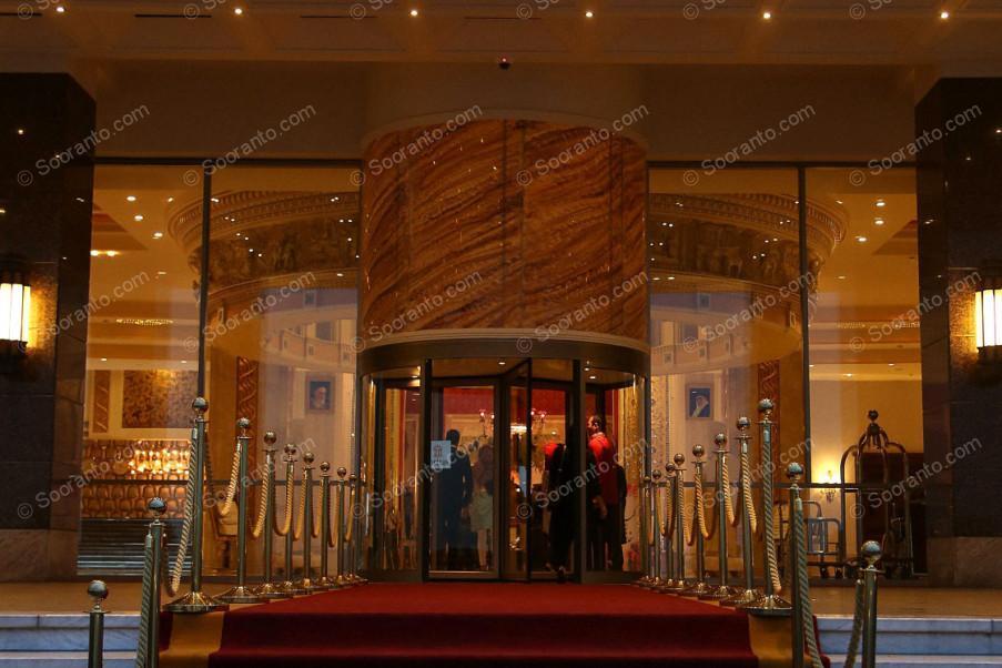 عکس سالن هتل اسپیناس پالاس 2201