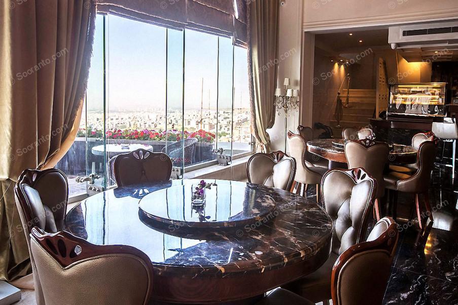 عکس سالن هتل اسپیناس پالاس 2203