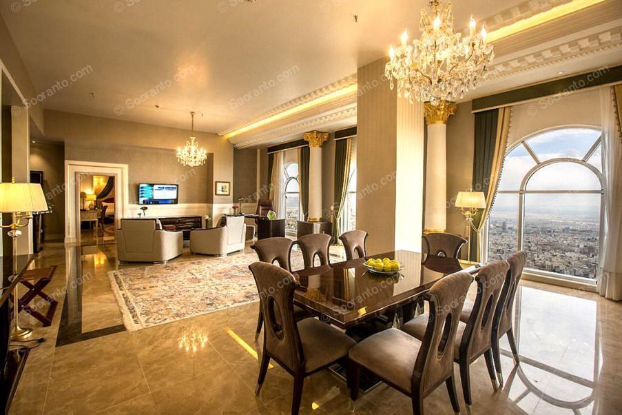 عکس سالن هتل اسپیناس پالاس 2208