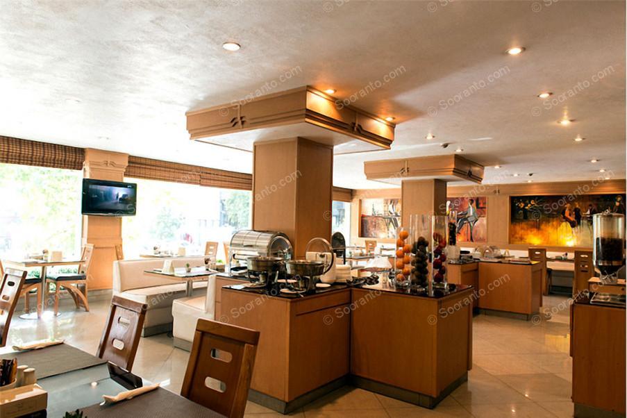 عکس سالن هتل رزیدانس رامتین 2820
