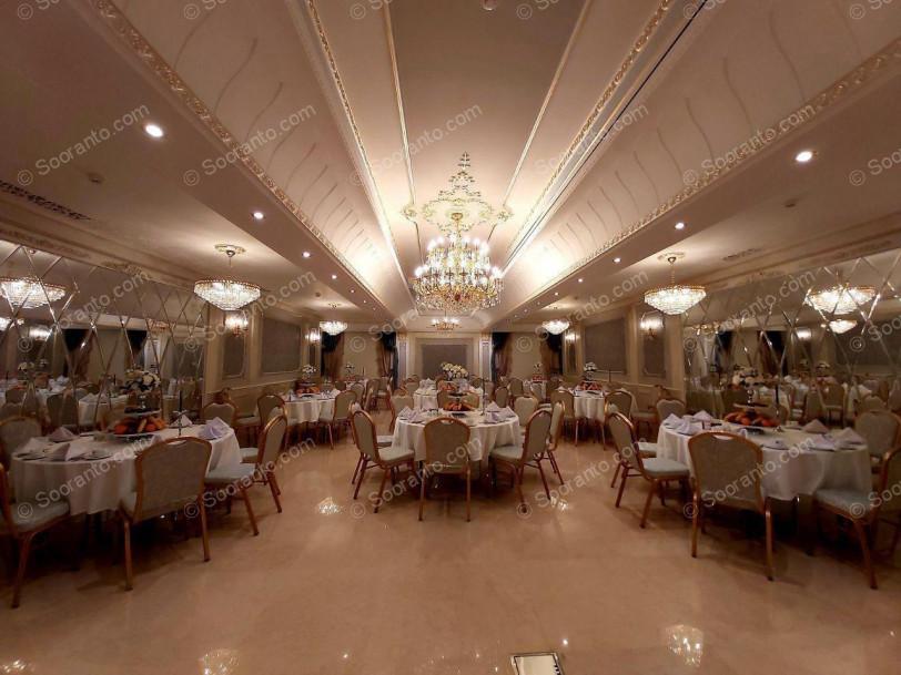 عکس سالن هتل سیمرغ 4766