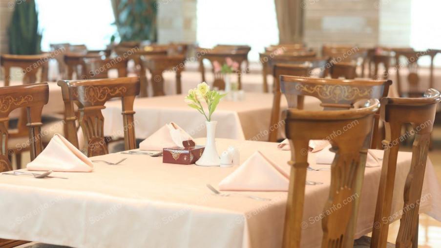 عکس سالن هتل سیمرغ 4767