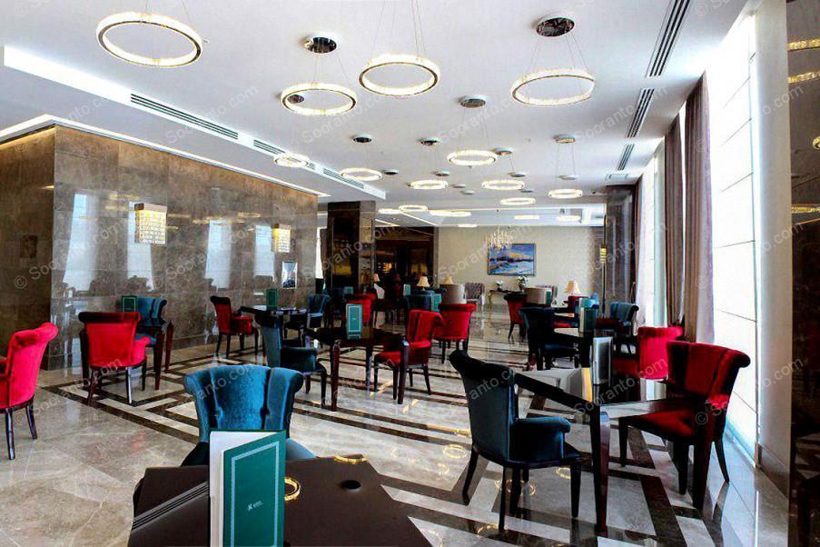 عکس سالن هتل لاله پارک 2047