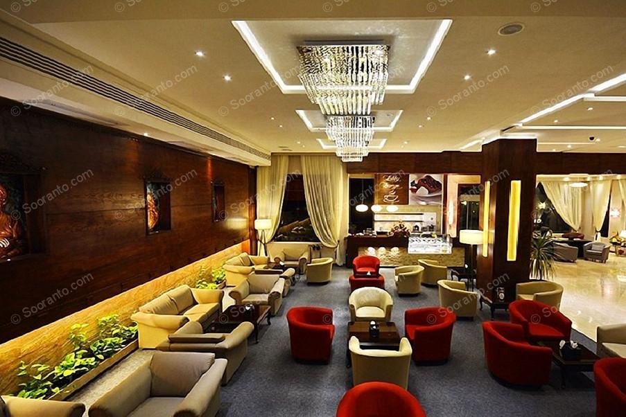 عکس سالن هتل الیزه 2499