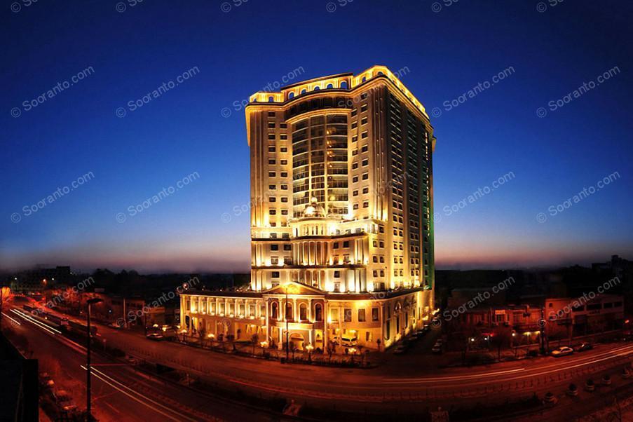عکس سالن هتل بین المللی قصر طلایی 2121