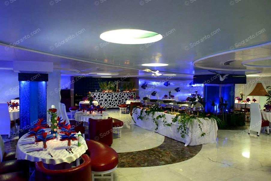 عکس سالن هتل بین المللی قصر طلایی 2133