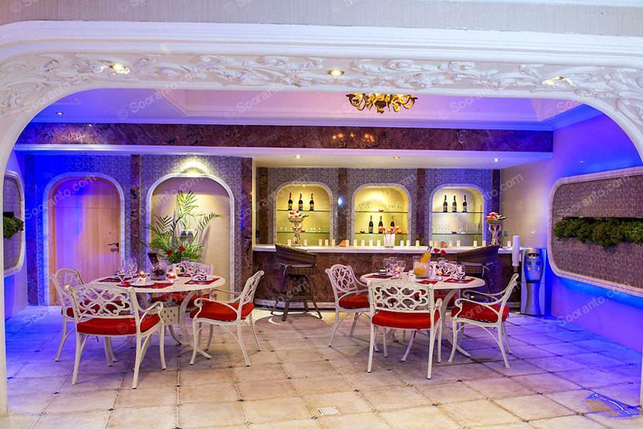 عکس سالن هتل بین المللی قصر طلایی 2140