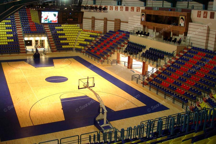 عکس سالن فرهنگی، ورزشی و توانبخشی ایثار (صدرا) 4076