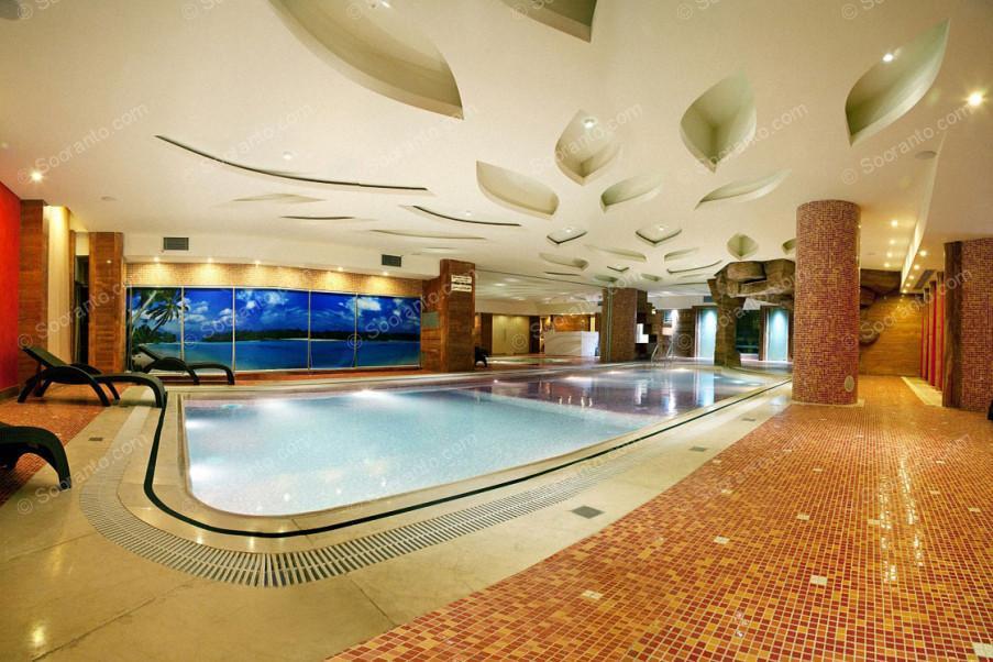 عکس سالن هتل بزرگ 2183