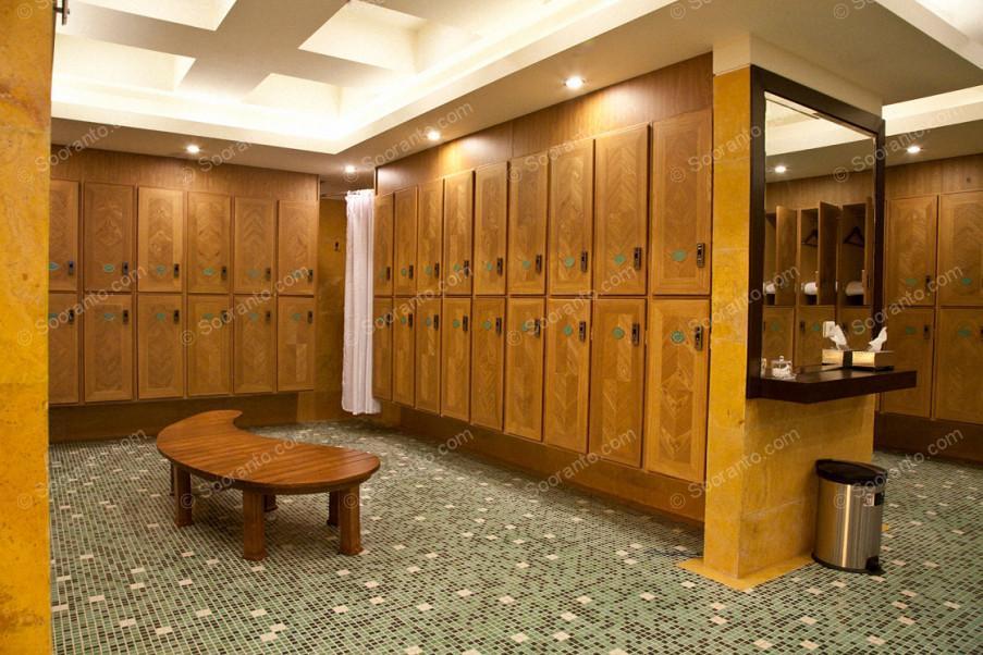 عکس سالن هتل بزرگ 2185