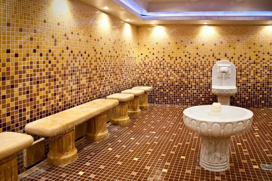 عکس سالن هتل بزرگ 2186