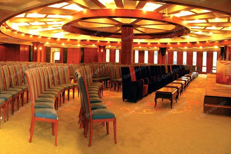 عکس سالن هتل بزرگ 2188