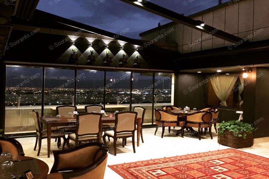 عکس سالن هتل بزرگ 2176