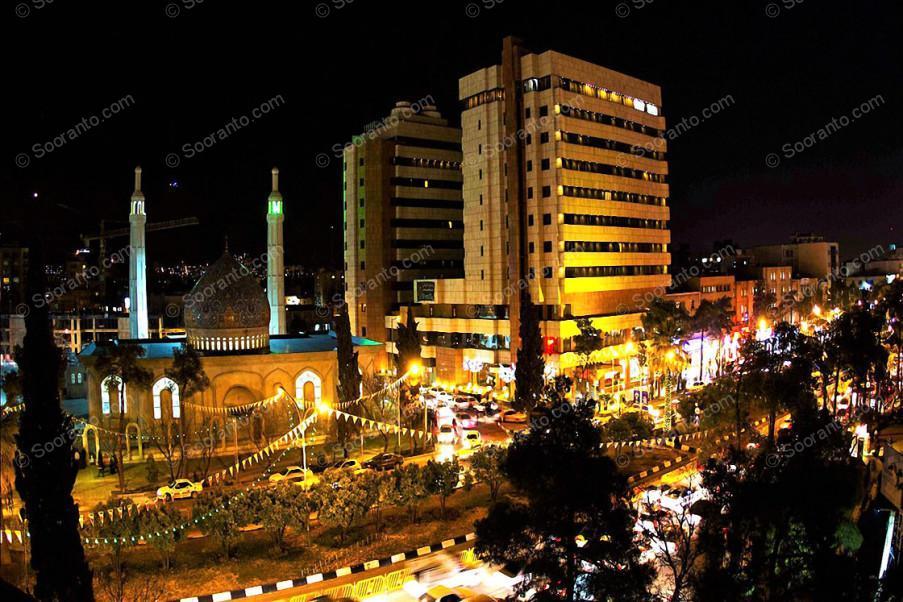 عکس سالن هتل بین المللی پارس 2153