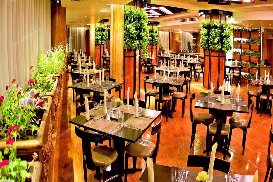 عکس سالن هتل بین المللی پارس 2156