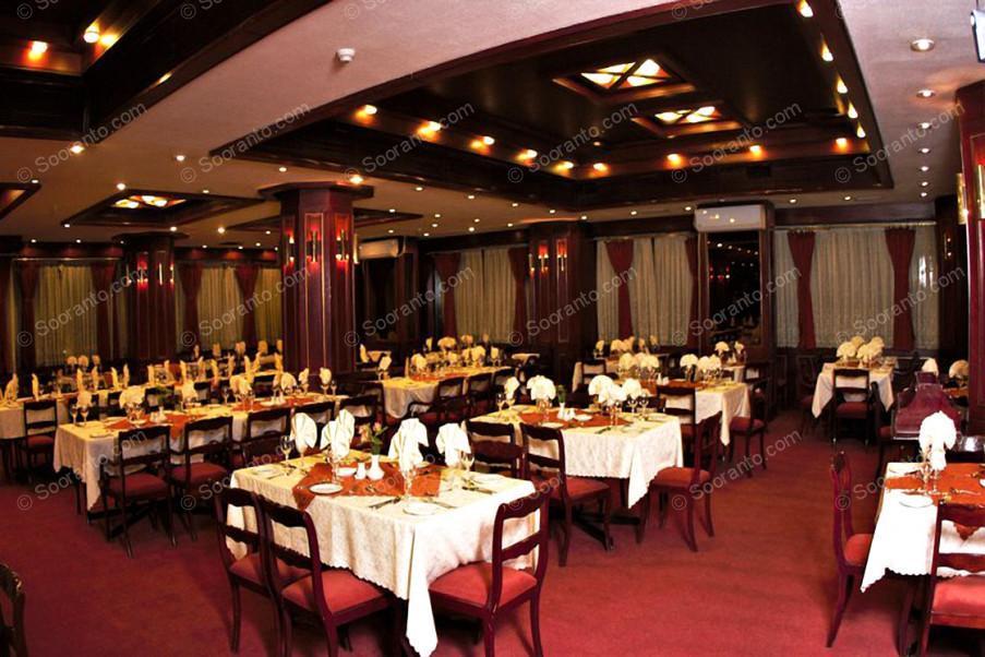عکس سالن هتل بین المللی پارس 2157