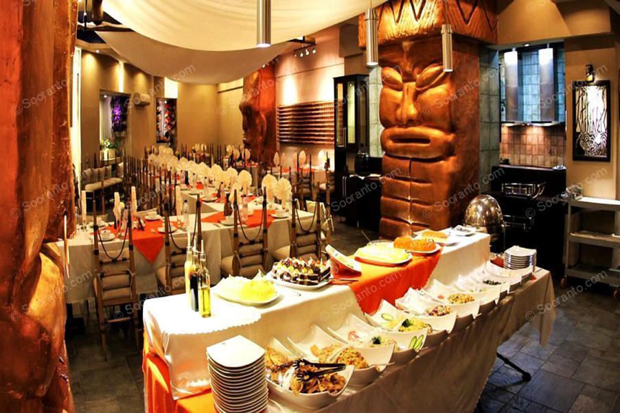 عکس سالن هتل بین المللی پارس 2158