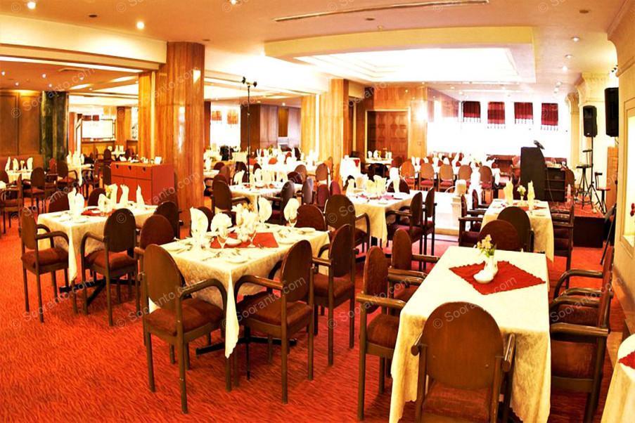 عکس سالن هتل بین المللی پارس 2161