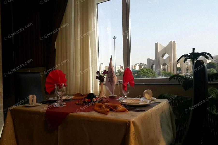عکس سالن هتل استقبال 2269