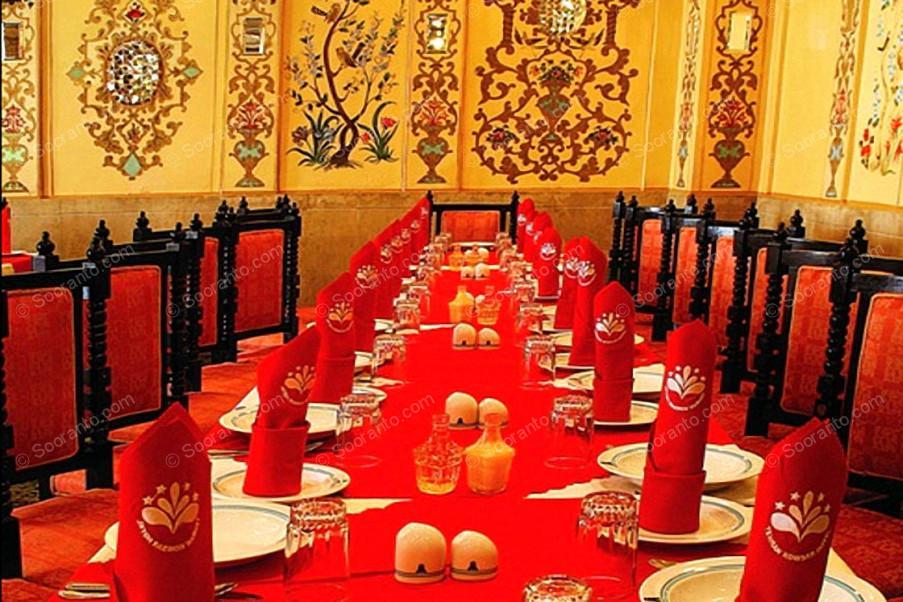 عکس سالن هتل پارسیان کوثر 3063