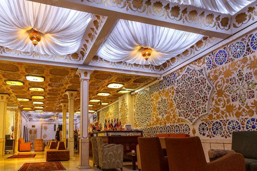 عکس سالن هتل پارسیان کوثر 3054