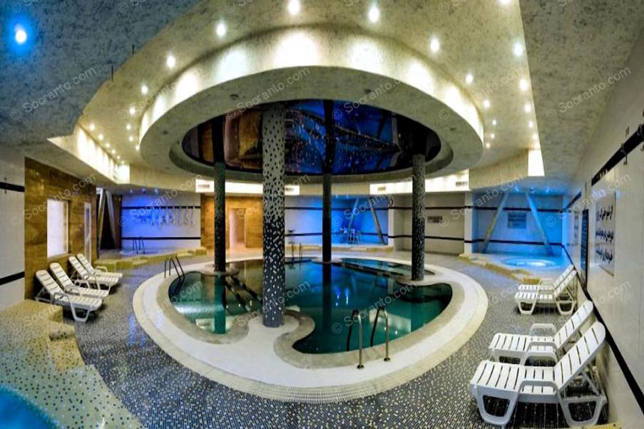 عکس سالن هتل چمران 2429
