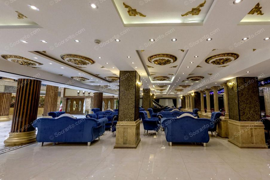 عکس سالن هتل کادوس 2239