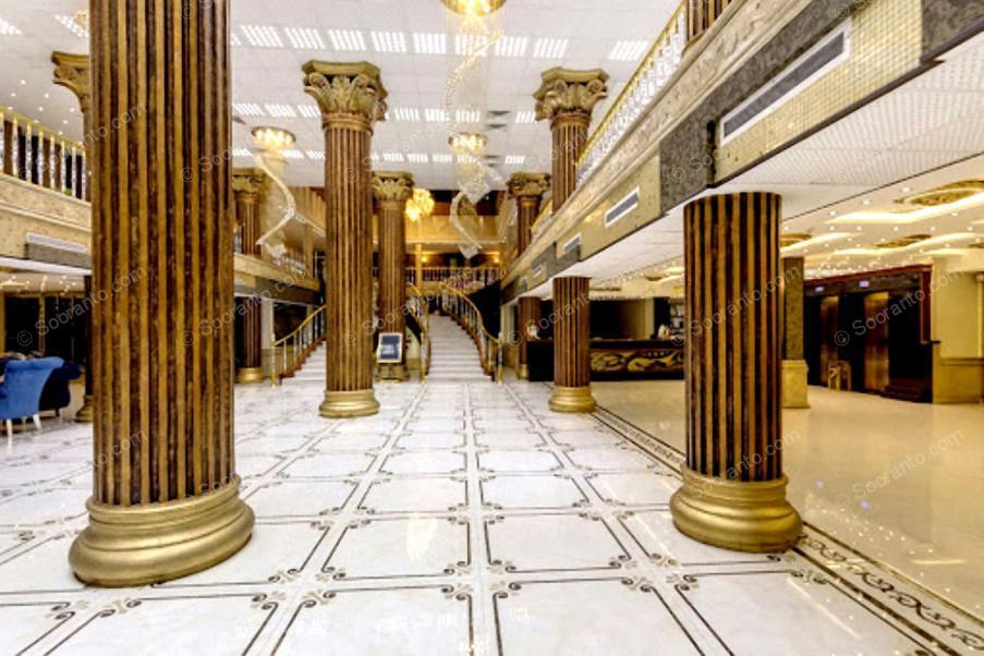عکس سالن هتل کادوس 2240