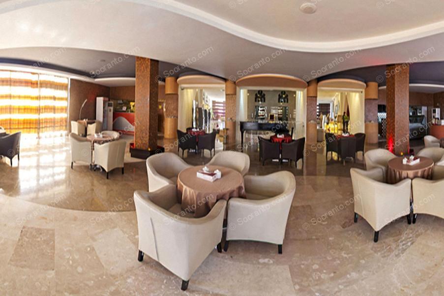 عکس سالن هتل شایان 2336