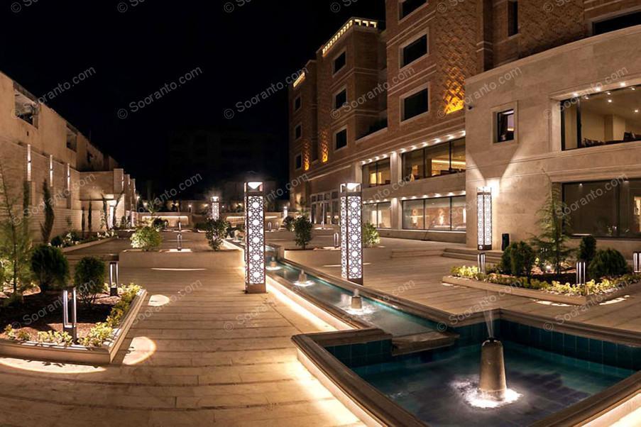 عکس سالن هتل زندیه 2436