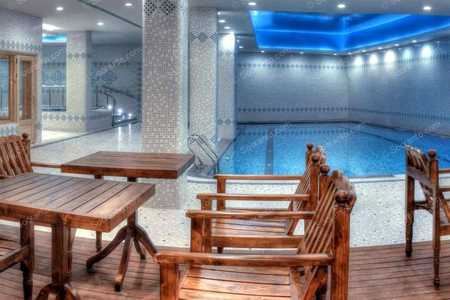 عکس سالن هتل زندیه 2437