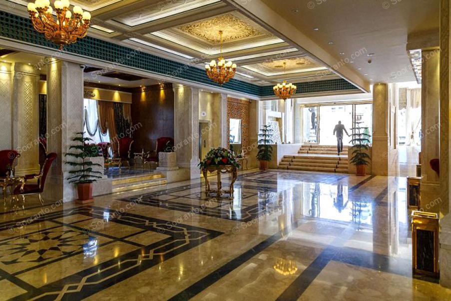 عکس سالن هتل زندیه 2440